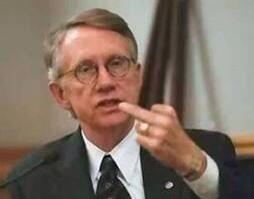 Harry Reid under investigation by Federal Election Commission