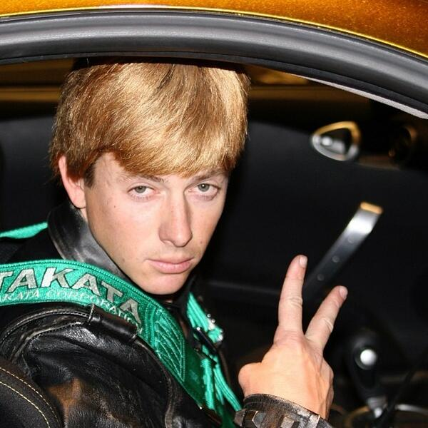 """Tanner Foust On Twitter: """"Another Wig Moment"""