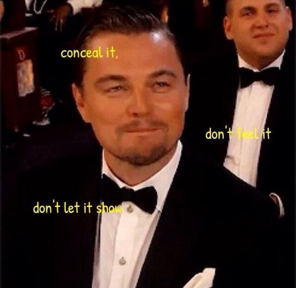 Leonardo DiCaprio Fails to Win an Oscar for the Fourth Time, Inspires Internet Hilarity