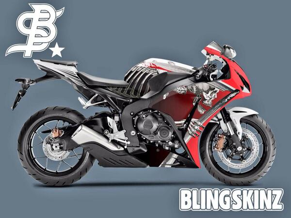 Graphics For Honda Motorcycle Vinyl Graphics Wwwgraphicsbuzzcom - Vinyl graphics for motorcycles