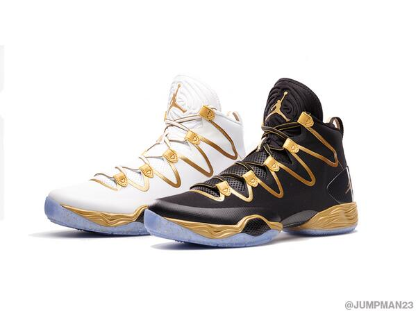 b4a358a74765 players will be wearing these teamjordan air jordan xx8 se pes tonight to  celebrate the excitement