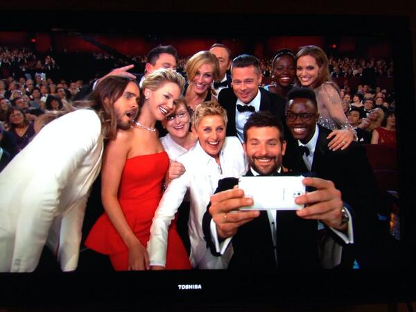 I got you @TheEllenShow #Oscars http://t.co/OhTpDCxYN6