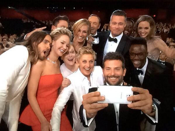 "The best moment of #Oscar2014. Meryl Streep: ""I've never tweeted before!"" http://t.co/9FBxeFHaGH"