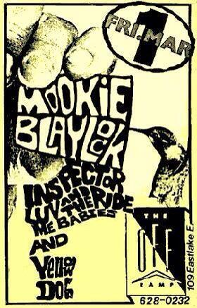 Today in 1991 Mookie Blaylock played to a crowd of 299 at the Off Ramp. #pjhistory http://t.co/7GiayhnQZw
