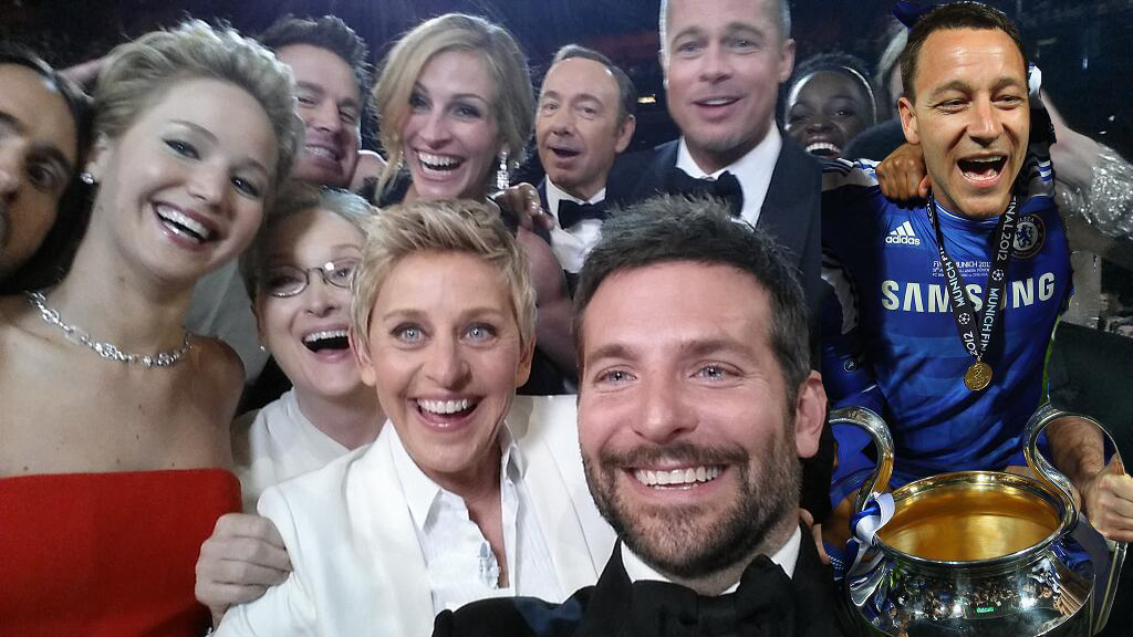 RT @TheFoyeEffect: JOHN TERRY AT THE OSCARS!!! http://t.co/JDePsGW4Ce