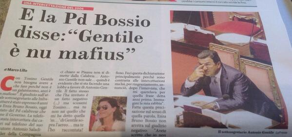 Thumbnail for The #Gentile story - un caso umano (più che italiano)