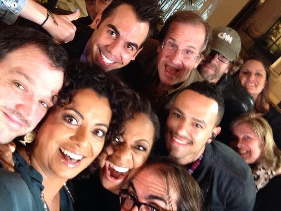 Twitter / MichaelaCNN: Take THAT @Theellenshow! #epic ...
