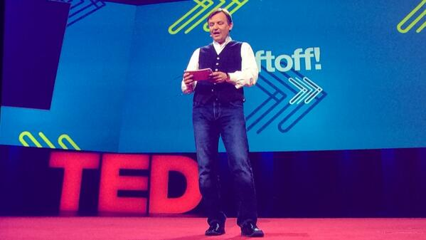 #TED 30 year show underway !! Attendees from over 65 countries! http://t.co/x1jeLFcZhI #TEDActive