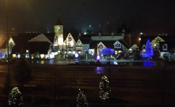 """Mick Foley on Twitter: """"A room with a view! Looking out my hotel window at the largest Christmas store in the South. http://t.co/fhnMfbR25U"""""""