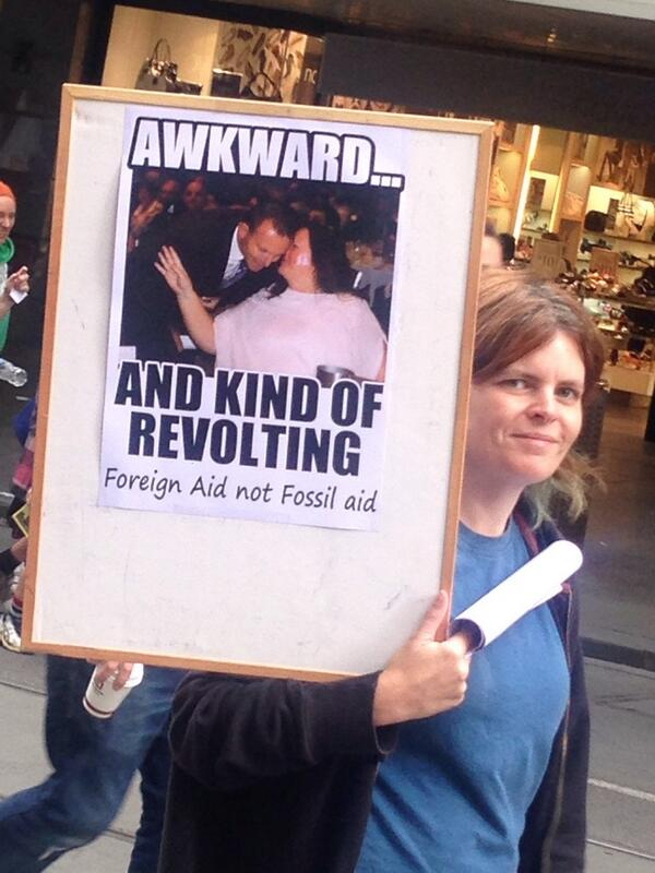 #MarchInMarch #Melbourne http://t.co/rXtsRRcHgt