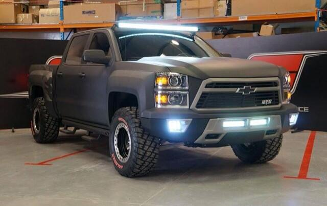 Chevy Reaper Trucks   ...