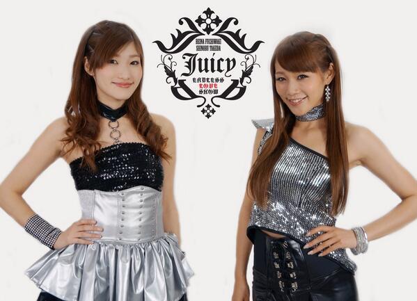 武田しのぶを迎えた新生JUICY!渕脇共々、よろしくお願いします!