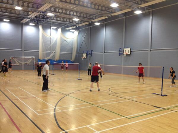 Pittville B.C. Adult Coaching Session at All Saints' Academy