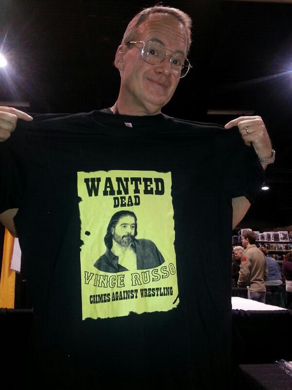 Jim Cornette Shirt
