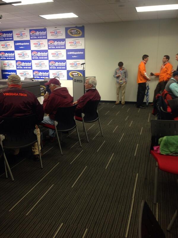 Hey, umm, Frank Beamer??? You're kind of in my seat. http://t.co/RqZFPHHrJ8