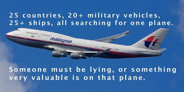 Are we being lied to about that #malaysian flight? Something to think about: http://t.co/VSsysnT5Hk
