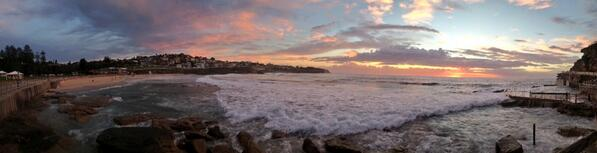 Bronte morning perfection. #NoFilterNeeded http://t.co/l0gBxXS2FG