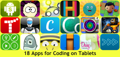 18 Apps for coding on tablets #edtech http://t.co/patFoW2Zhv     http://t.co/SmtXtVePX4