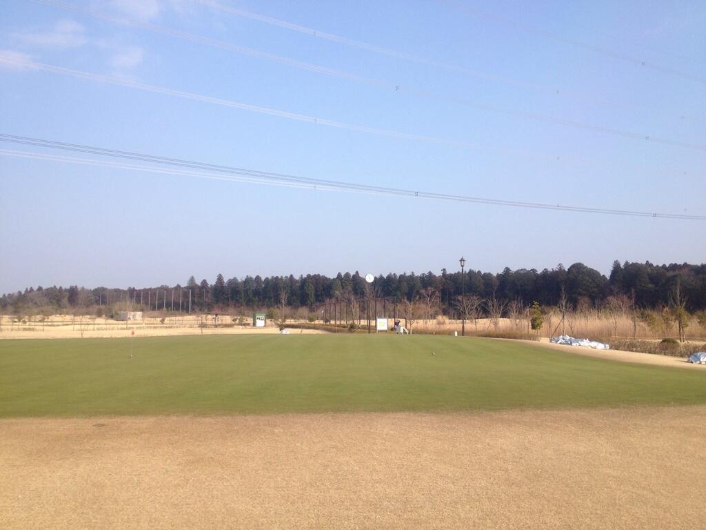 「千葉市民ゴルフ場」
