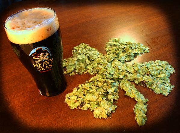 #Hops > Shamrocks. Happy St. Patrick's Day! http://t.co/smdsJnaLm2