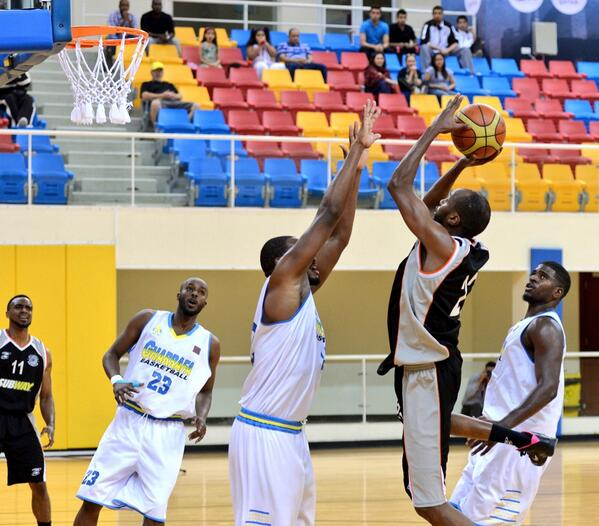 Al Gharafa, Al Rayyan Qualify to Qatar Basketball Cup final