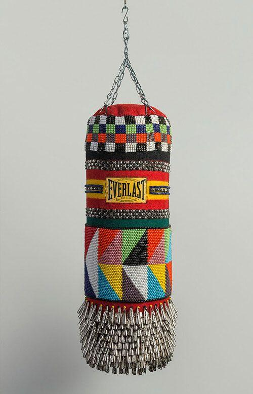 a knitted everlast punching bag, yes thank you... #punchthis http://t.co/rTBRxyh1Nb