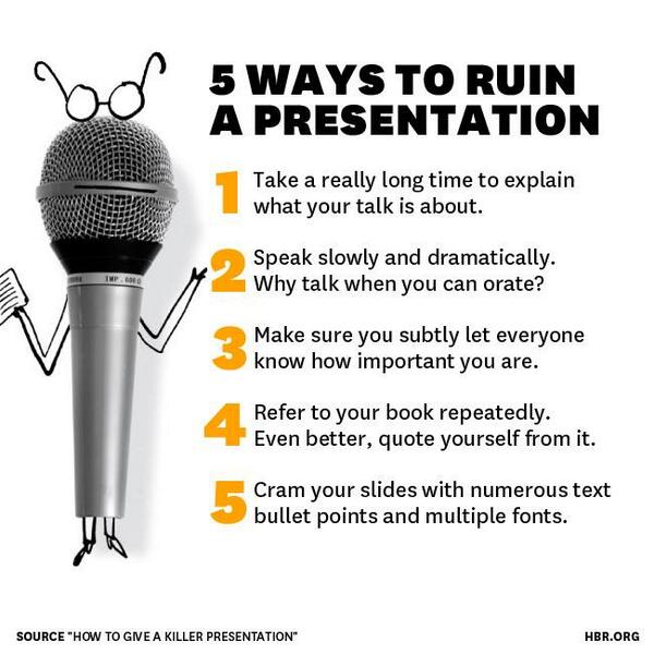 ted talk on giving presentations