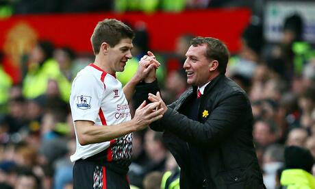 Liverpools Steven Gerrard praises Brendan Rodgers, urges club to give him long term contract [Liverpool Echo]