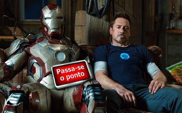 Passo o Ponto: 5 atores para substituir Robert Downey Jr como Homem de Ferro >>>  http://t.co/XOxmjJw5b1 #ironman http://t.co/cpIKCe4WSj