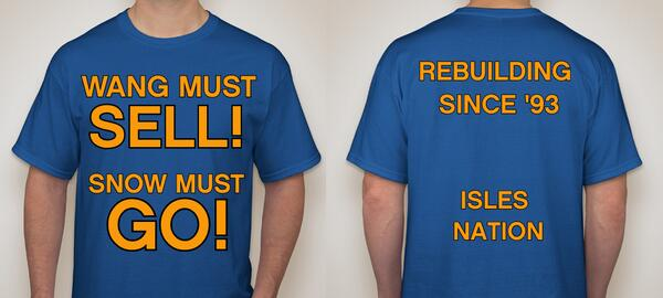 WHO WANTS EM? #IslesNation #SnowMustGo http://t.co/4W8F8gZLOp