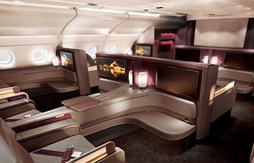 Qatar Airways On Twitter الخطوط القطرية تستعرض مزايا الدرجة الأولى على متن طائرتها الجديدة A380 في معرض آي تي بي برلين Http T Co H2qcjmpbq6 Http T Co O2lkpk8xdy