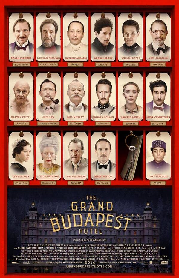 #TheGrandBudapestHotel is out TOMORROW! Arrange a visit by reserving your tickets here: http://t.co/9qnXhlQyft http://t.co/iHnhNsmmv1