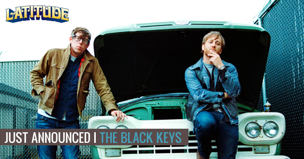 The third headliner for Latitude is @theblackkeys! #Latitude http://t.co/gdNcwkZgwN