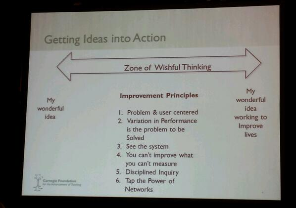 Louis Gomez on getting innovative ideas into practice #DML2014 http://t.co/uHHN3RZHlc