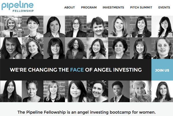 We're changing the face of angel investing & creating capital for women #socent at @PipelineFellows! #NPRWIT #impinv http://t.co/l7SxV5Fv0n