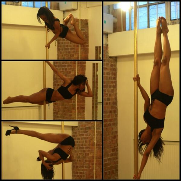 Here's a small pole collage