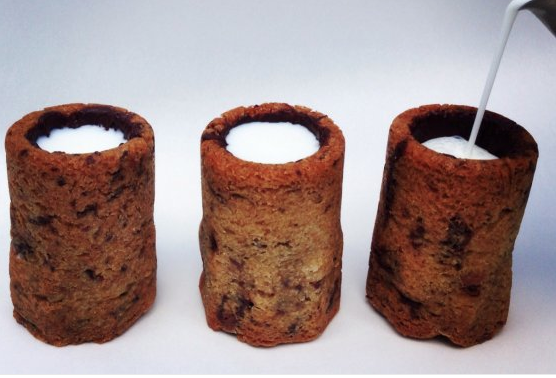 Dominique Ansel Bakery Serving Chocolate Chip Cookie Milk Shots at Austin Festival This Weekend... http://t.co/doEZypoZ4y