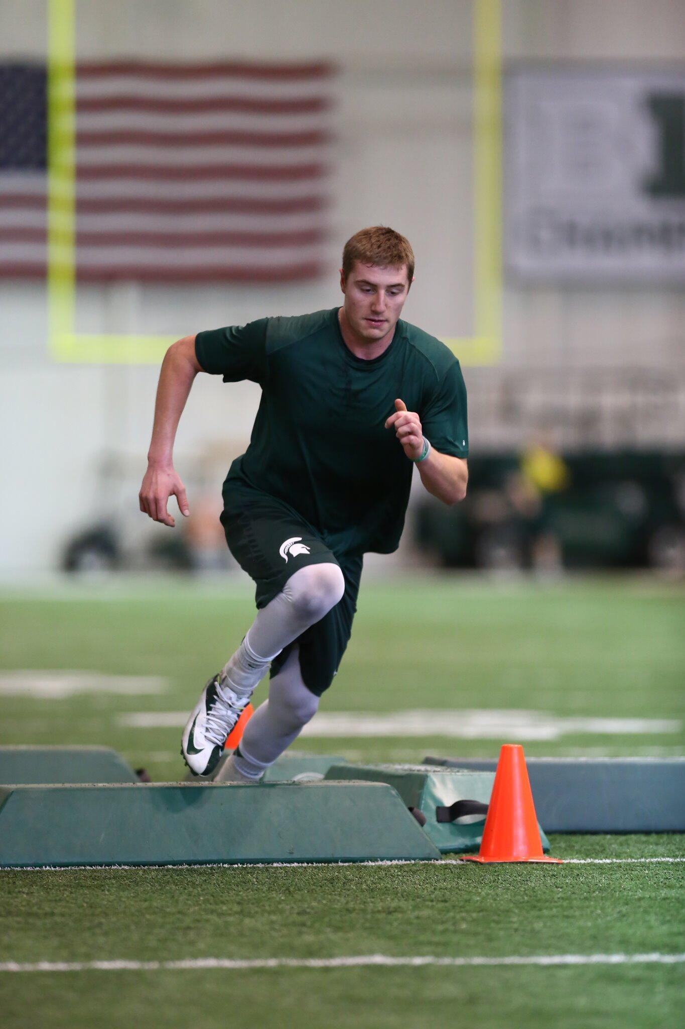 Twitter / MSU_Football: QB Connor Cook | Michigan State ...