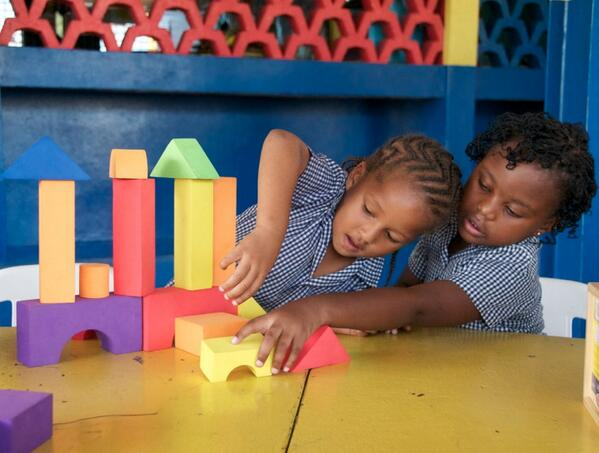 #NPTWIT @TellMeMoreNPR start at #earlychildhood. We do at @CrayonsCount  See preschool girls using building blocks. http://t.co/lNNUXhwaqo