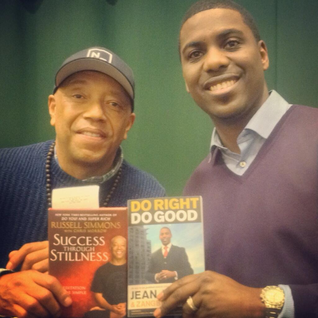 RT @MrAlerte: I learned a lot from @UncleRUSH through the years but I can honestly say that mediation works. It keeps me focused http://t.c…