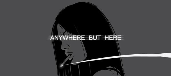 "Check out my new project ""Anywhere but here"" on @Behance - http://t.co/y0wl8fwGk8 http://t.co/LKTnWTdnk9"