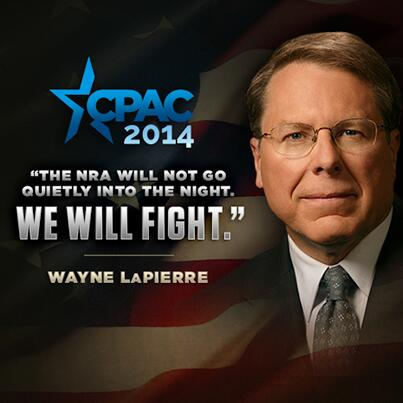 Wayne LaPierre full speech at CPAC 2014