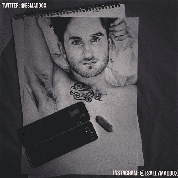 Half way there! @CharlieClapham @Hollyoaks http://t.co/DlACwRkaSi