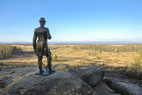 Why is Gettysburg important? Join us for our #Histocrats Fallen Heroes #tweetchat tonight at 7pmEST. http://t.co/YZa7mIMoId