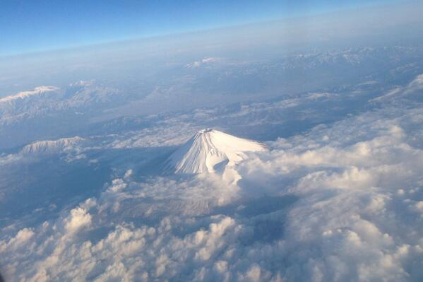今日の富士山 http://t.co/Tf5Lqbu4oZ