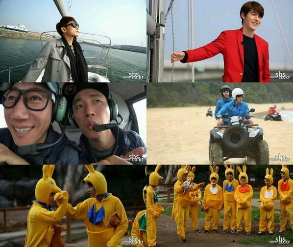 140309 Running Man Episode 188 (English Subs)