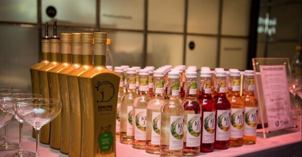 Thanks to @darlingcocktail and @KOJIdrinks last night for providing the delicious drinks for @WareStyle Store Party! http://t.co/FqOdmCauBt