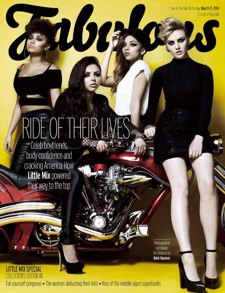 What BETTER way to start a Sunday than with the girls group shot in @fabulousmag! Who's got their copy? Mixers HQ x http://t.co/bpCpD6rd9G