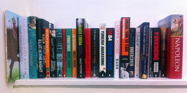 Competition! A set of all 25 new and reissued books we're publishing this week to be won. RT by 5pm today to enter. http://t.co/k6D8XXXSeg