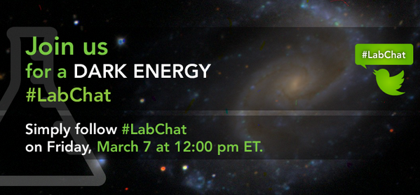 Thumbnail for Dark Energy #LabChat with Berkeley Lab Cosmologist Eric Linder